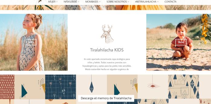 marques espagnoles de vêtements enfants