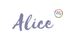 Alice signature vivreMadrid