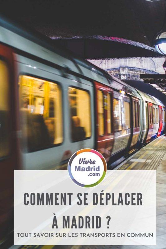 comment se déplacer à Madrid tout savoir sur les transports en commun