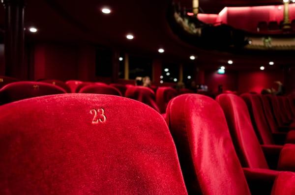 cinemas kids friendly à Madrid