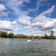 Le plus grand parc de Madrid Casa de Campo