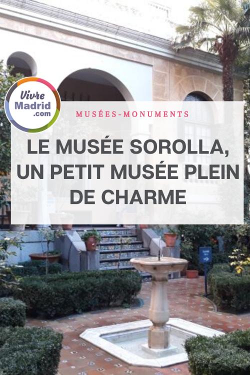 Visiter le musée Sorolla, un petit musée plein de charme