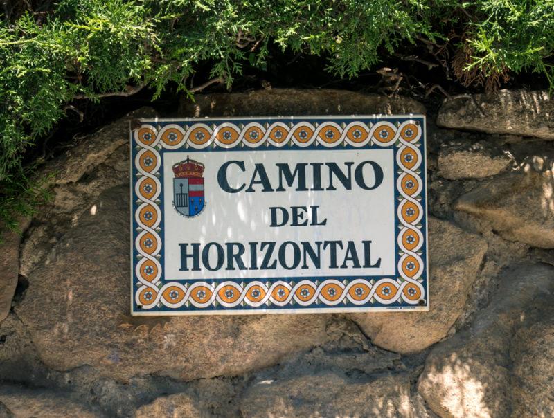 randonnées à El Escorial