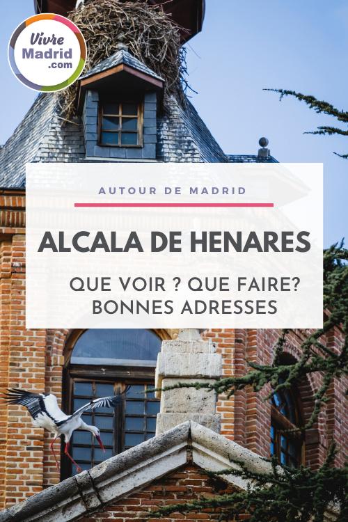 Visiter Alcala de Hénares