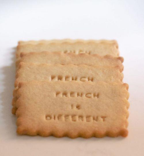 biscuits français à Madrid