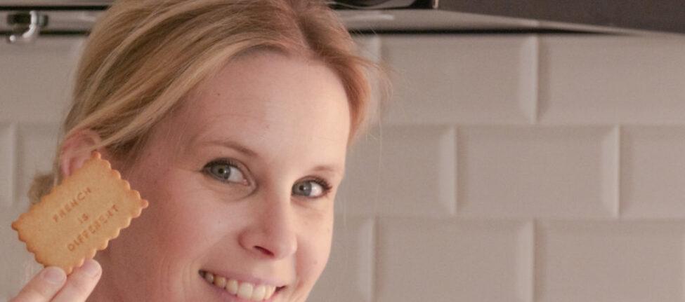 Entrepreneuse, Marie de Tata Pasteles