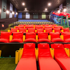cinéma pour enfants à Madrid