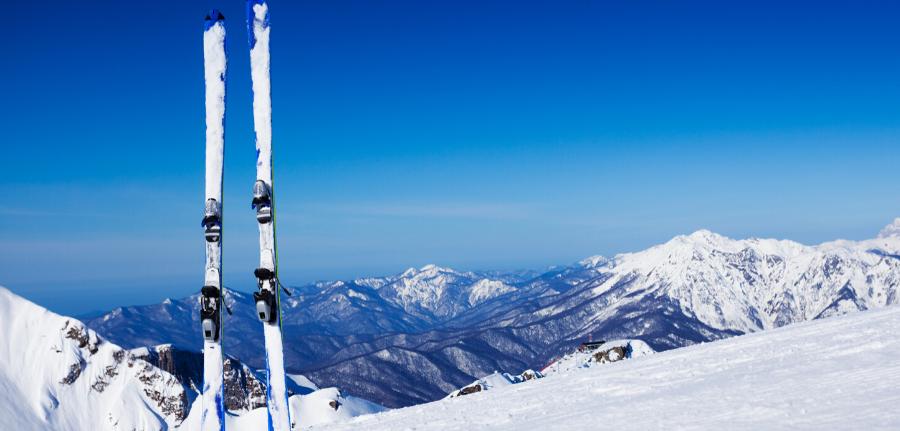 où skier à Madrid
