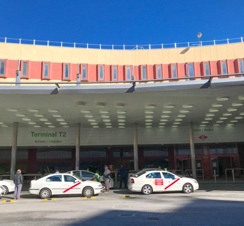 aéroport transfert madrid centre ville