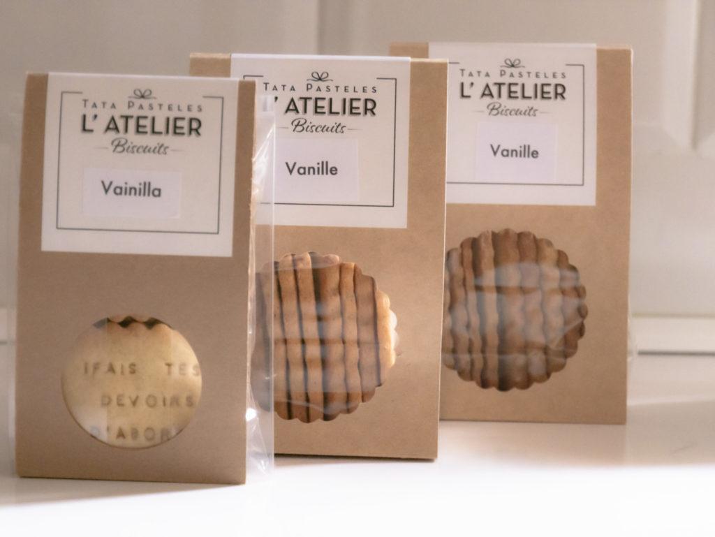 biscuit à personaliser Marie de Tata Pasteles