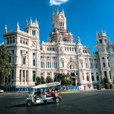 Plaza de Cibeles - visiter Madrid