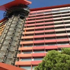 hôtel insolite à Madrid Puerta America