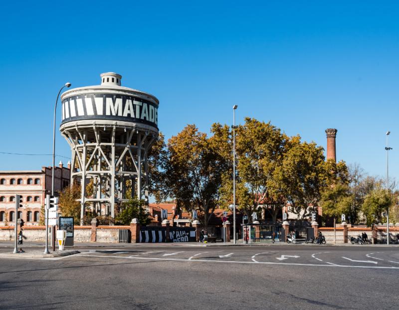 visiter le Matadero Madrid