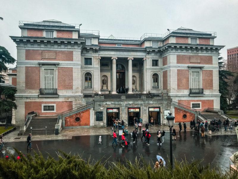 visiter le musée du prado madrid vivre madrid