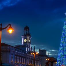 Noël à madrid et les environs