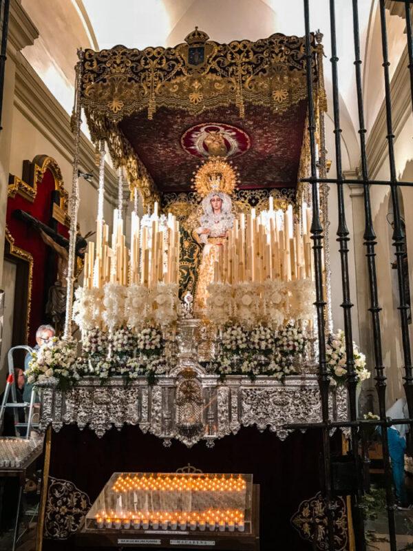 visite madrid pendant les processions