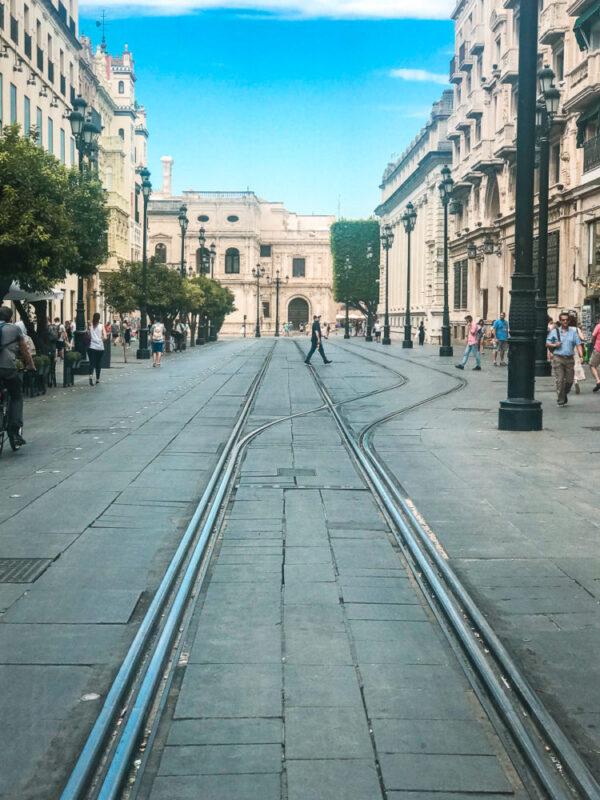 Visiter les quartiers de Séville