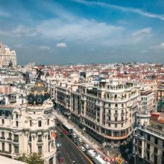 rooftop madrid vue du circula de bellas artes