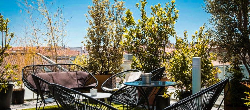 rooftop à madrid barcelo vivremadrid