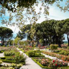 Parcs à Madrid Casa de campo