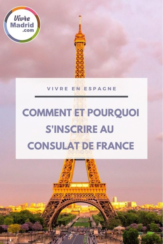 comment s'inscrire au consulat de France