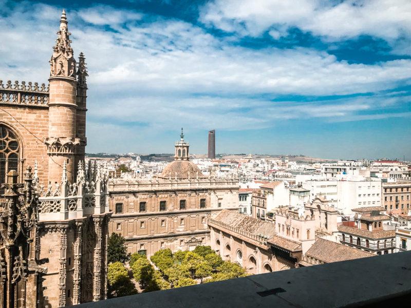 Visiter Séville - Vue depuis la cathédrale