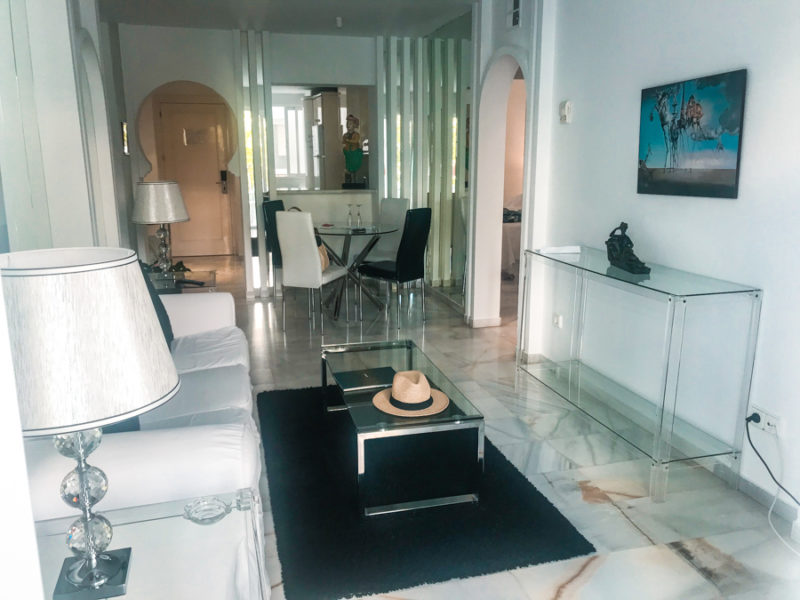 Petit Paradis à Almuñécar : hotel suite Albaycin del mar - Hôtel/club