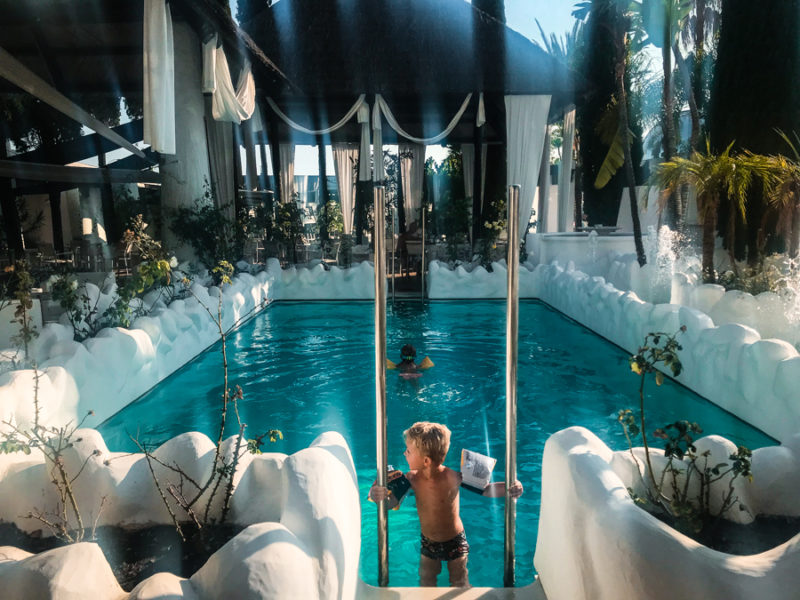 Hôtel à Almuñécar : hotel suite Albaycin del mar - Hôtel/club