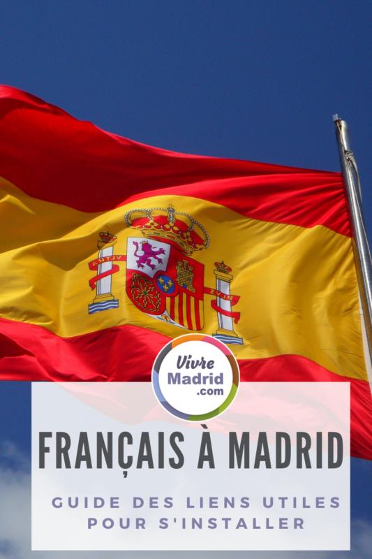français à Madrid, guide des liens utiles