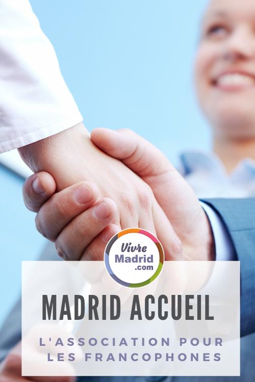 Madrid Accueil association pour les francophones