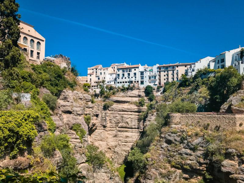 itinéraire andalousie visiter ronda