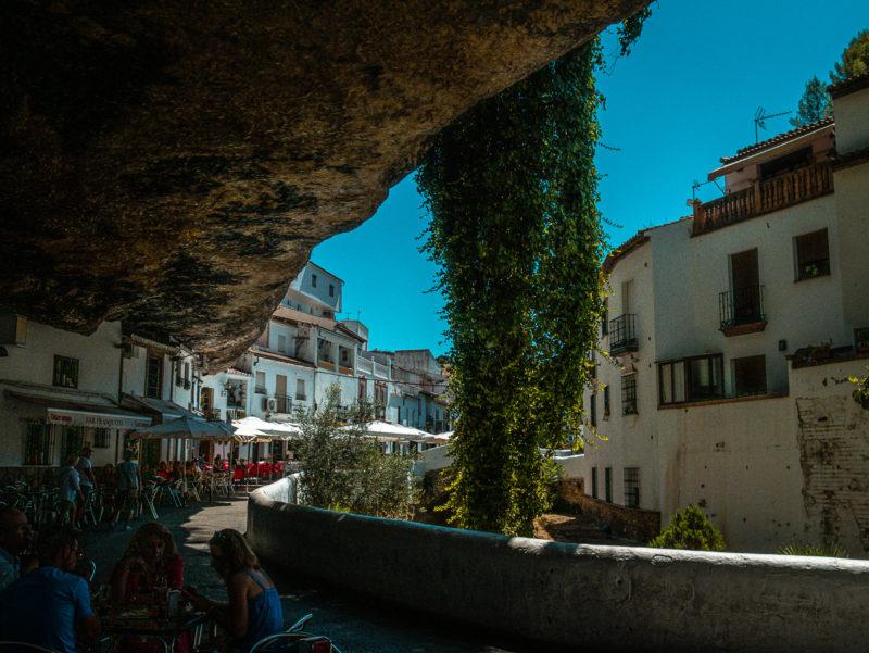 setenil de las bodas Andalousie