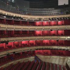Billets pour le Teatro Real