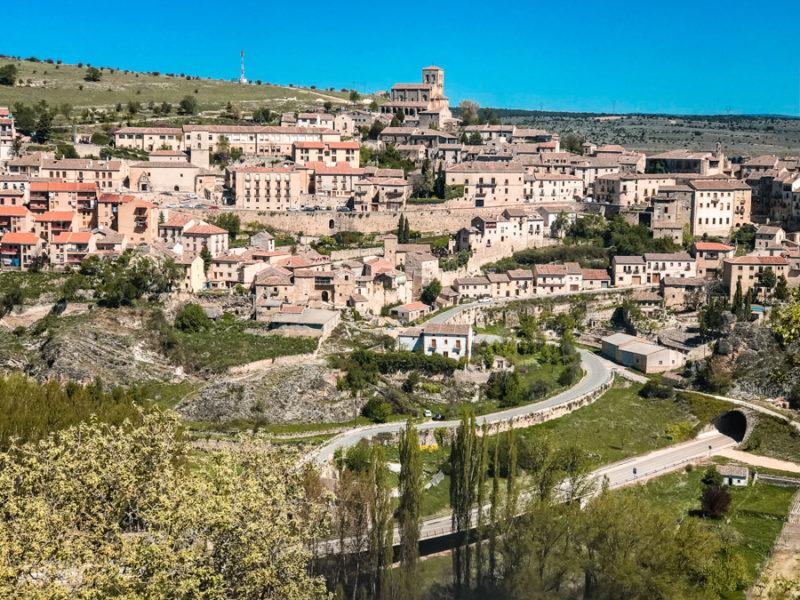 visiter Sepulvéda et parque hoces rio duraton- plus beaux villages d'Espagne