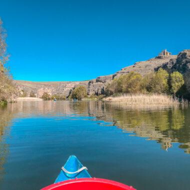 visiter Sepulvéda et parque hoces rio duraton