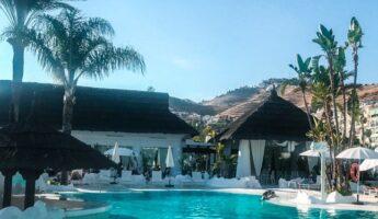 hôtel en Andalousie