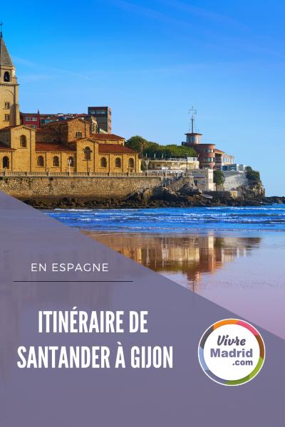 Visiter la côté de Santander à Gijon