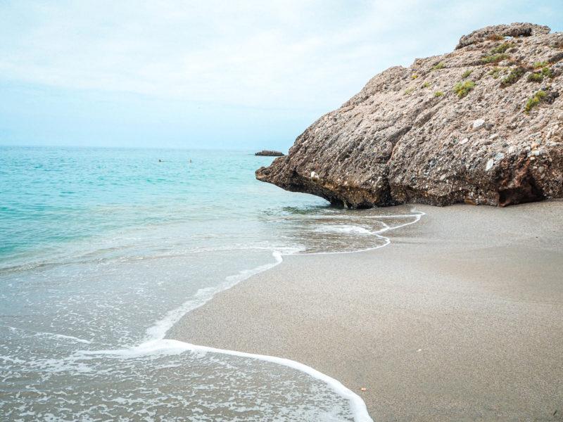 les plus belles plages de nerja