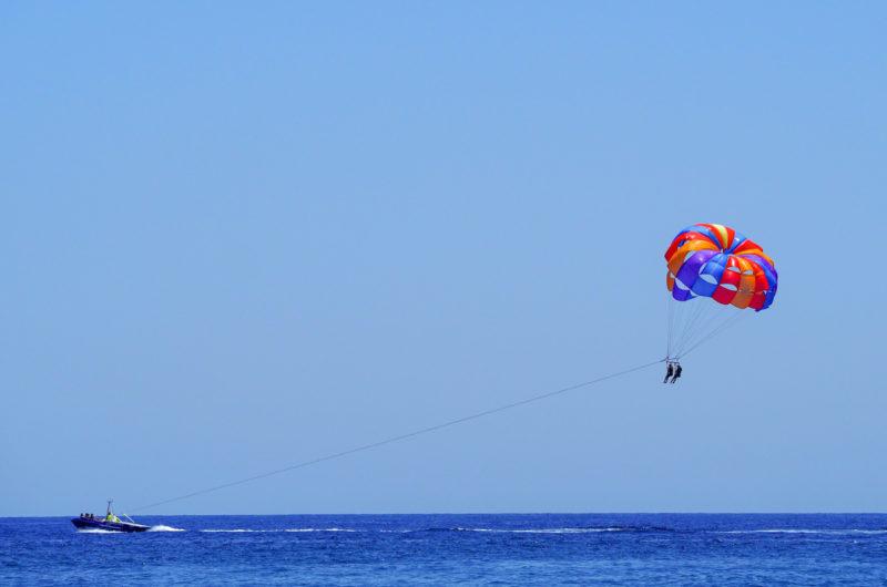 Parachute ascensionnel nerja