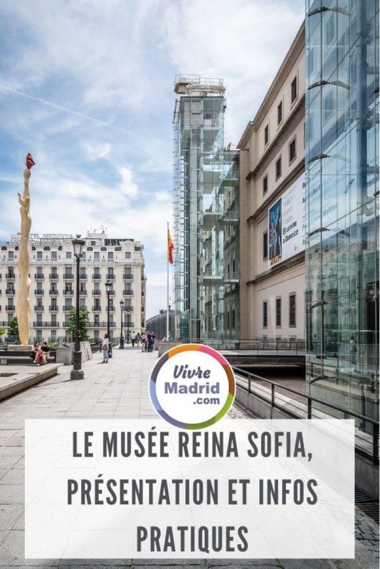 Visite du musée Reina Sofia