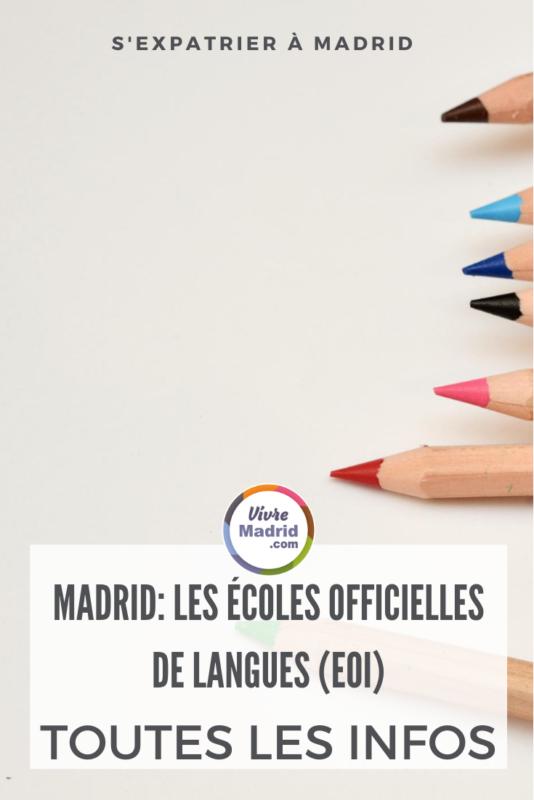 Apprendre l'espagnol à Madrid