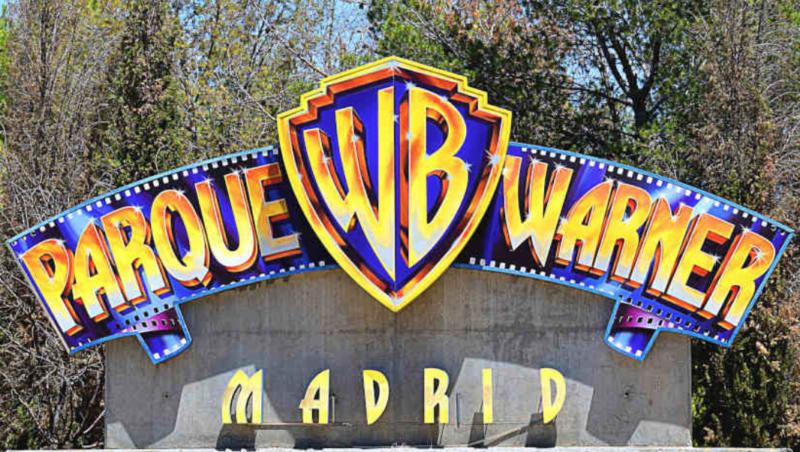 parcs d'attractions à Madrid Warner