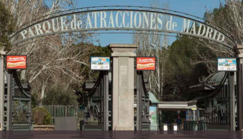 parcs d'attractions à Madrid
