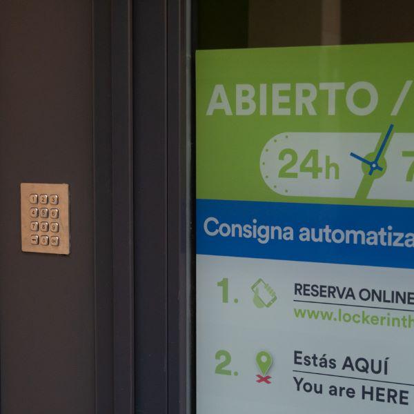consignes à bagages dans le centre de Madrid