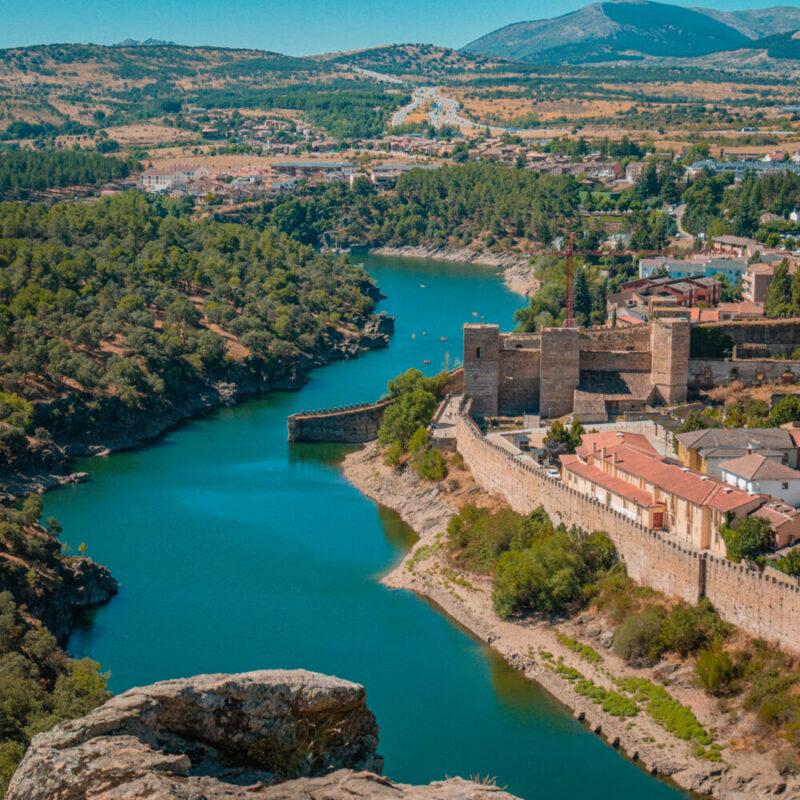 excursions autour de Madrid buitrago del lozoya
