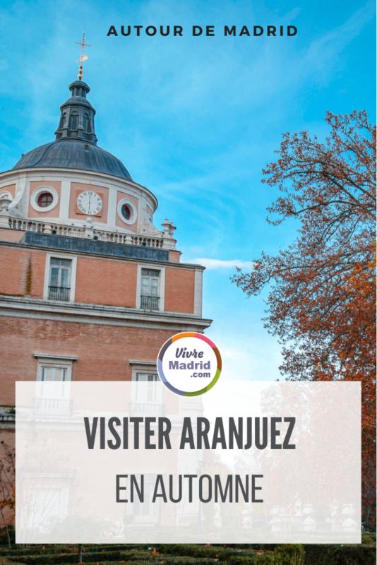 visiter aranjuez madrid
