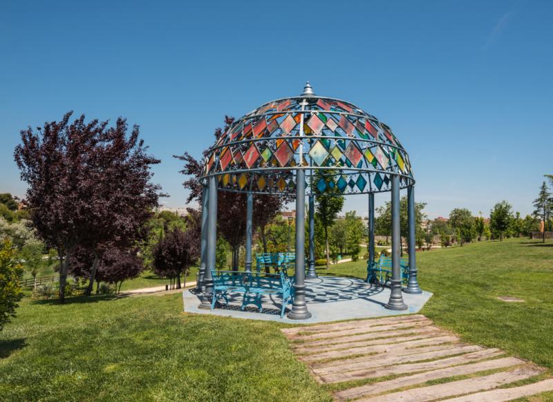 Parcs atypiques dans la région de Madrid