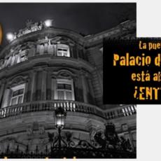 visite nocturne théâtralisée Palacio de Linares