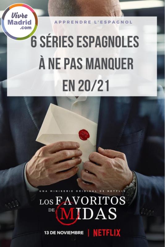 6 séries espagnoles à découvrir