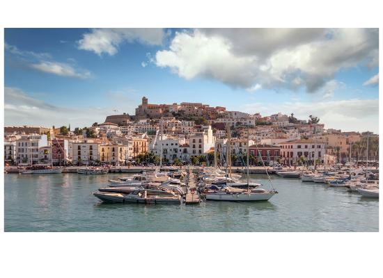 Ibiza - les îles en Espagne